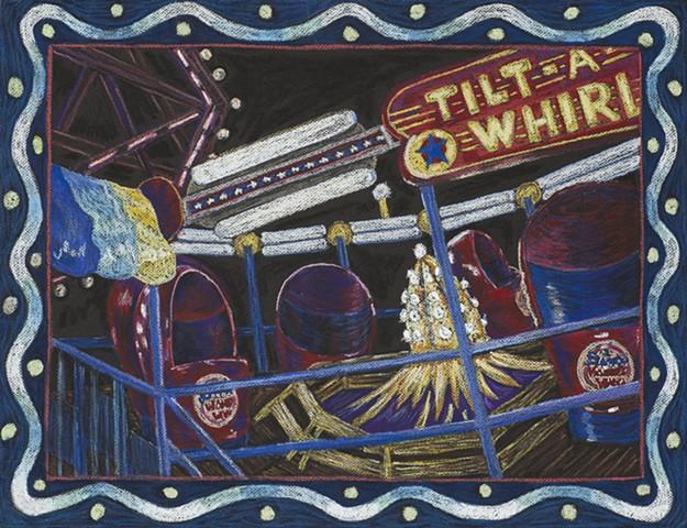 Tilt-a- Whirl #1
