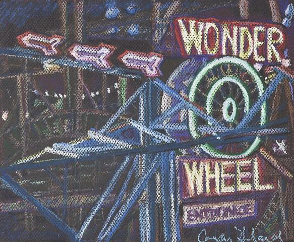 Wonder Wheel #3