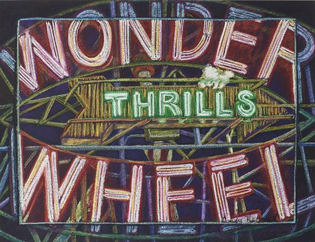 Wonder Wheel #2
