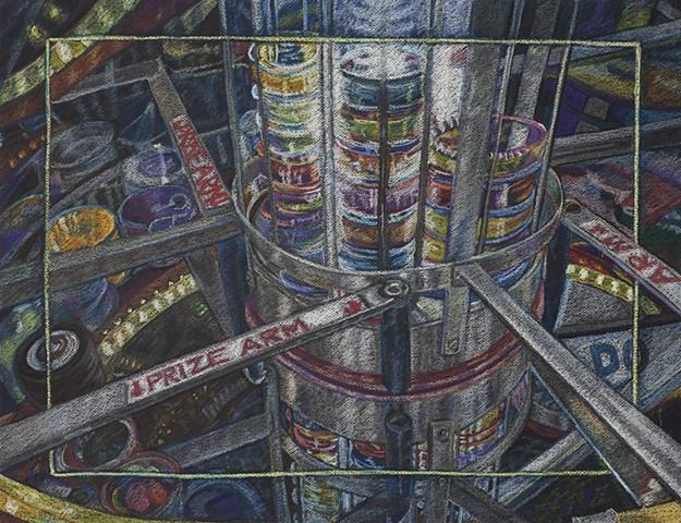 Coney Island Arcade near the Wonder Wheel