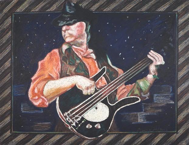 Kevin Jones Bass Player