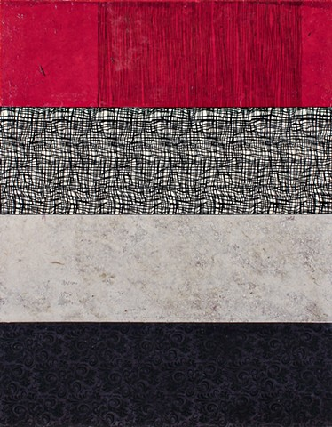 paper, red, black & white, grey, cheerful, colorful, pattern, contemporary