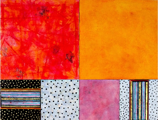 red, orange, abstract, intense, bright, warm, cheerful, beautiful
