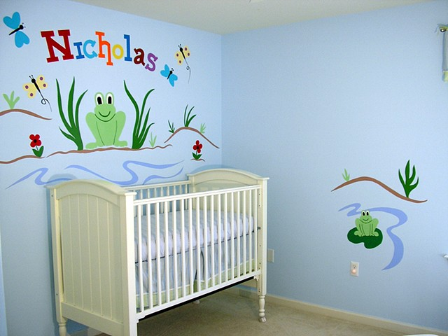 Frog Nursery