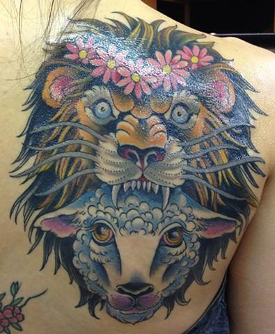 Tattoos By Megan Mac