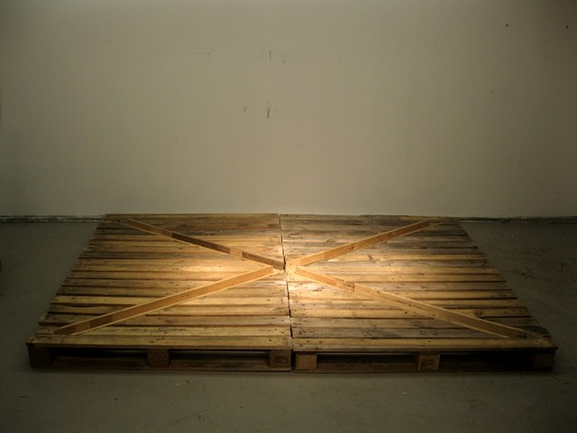 recycled pallets, confederate flag, channels, drought, southeast, wood