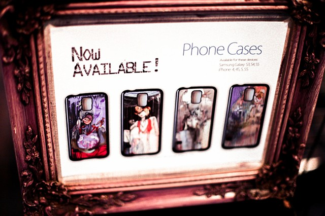 Now Available: Cell Phone Cases!