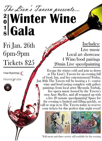 Winter Wine Galla