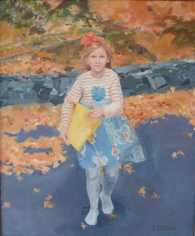 'Good Rebecca'.  Artist:  Lori Slotkin.