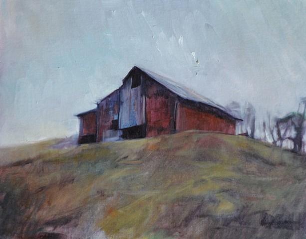 'On Weaver Pike#2'