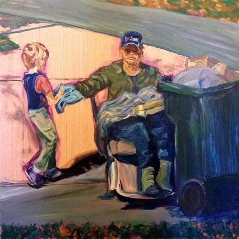 'Untitled'.  Artist: Jenny Snead.