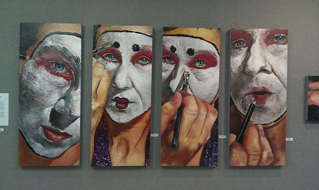 'Untitled'.  Artist:  Beth Punchs.
