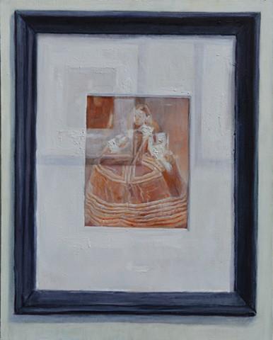 'Sexton Blake#1 (Homage to Tom Keating)'