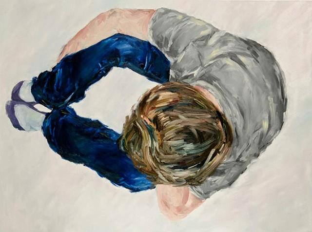 'Untitled'.  Artist:  Joey Blevins.