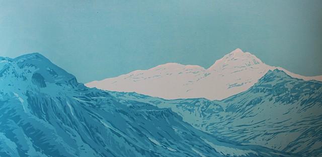 Blue Glacier, Iceland