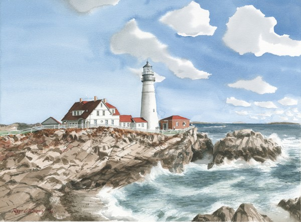 """Portland Headlight"""