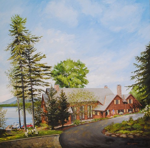 Kezar Lake home