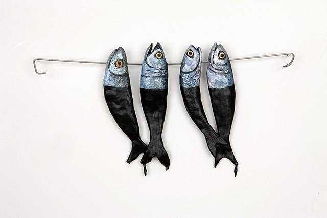 STRING OF FISH