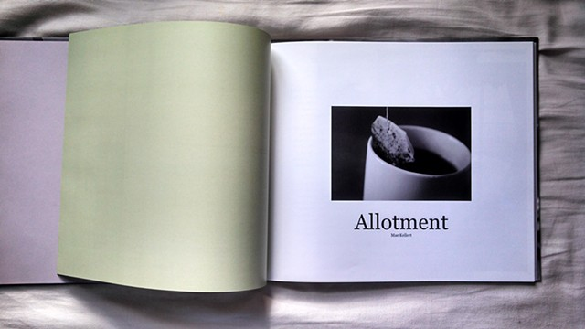 Title Page - Allotment