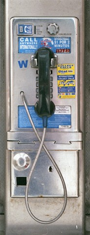 new york city payphone