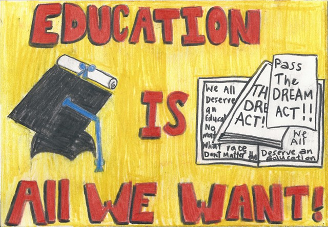 Education Is All We Want