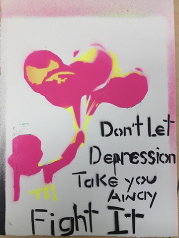 Don't Let Depression Take You Away