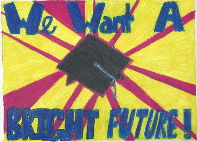 We Want A Bright Future