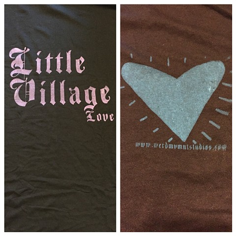Little Village Love: creating counter narratives in our communities