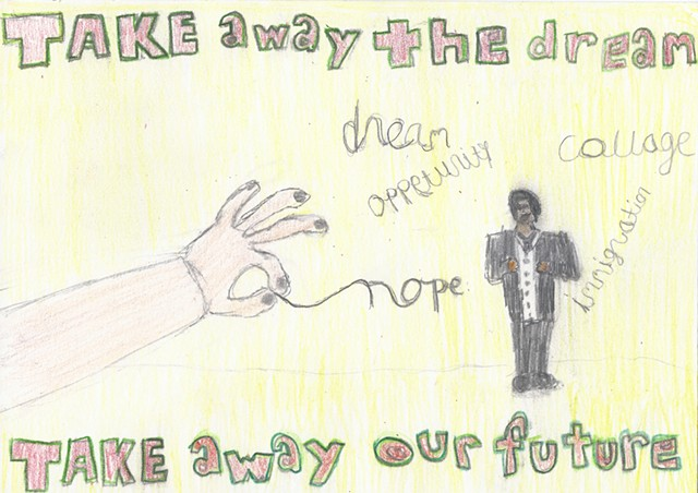 Take Away The Dream Take Away Our Future