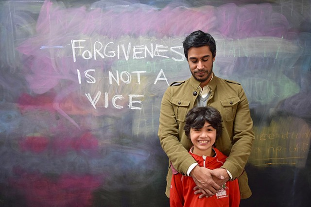Forgiveness Is Not  A Vice
