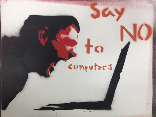 Say No To Computers