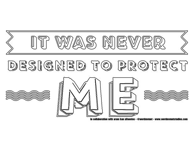 It Was Never Meant To Protect Me
