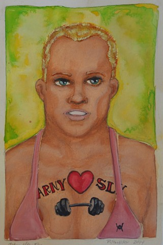 sly hearts Arny 2014