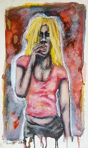 Blonde Lung - 2015