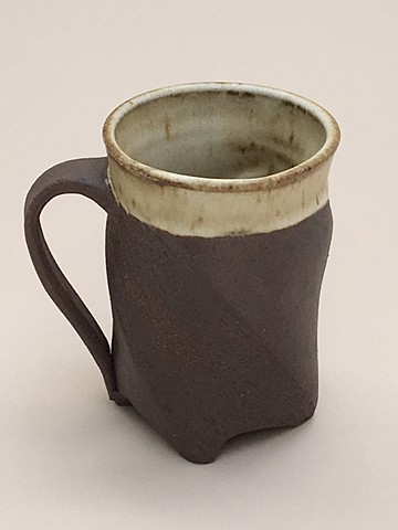 Twisted Mug/ Stoney Mountain Clay
