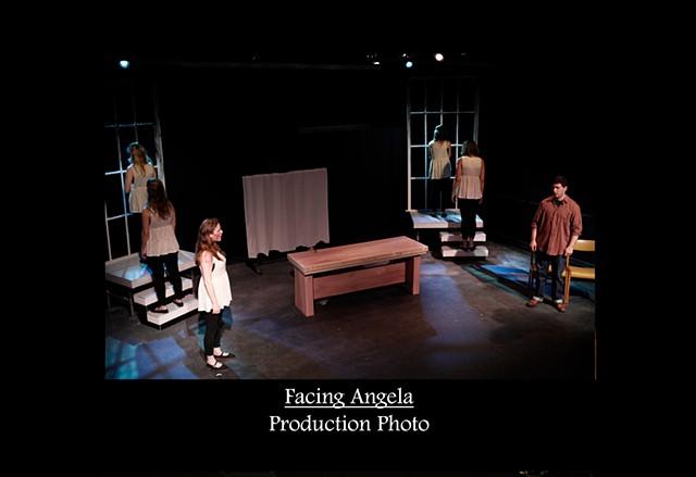 Facing Angela Production Photo 2