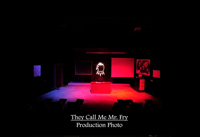They Call Me Mr. Fry Production Photo 4