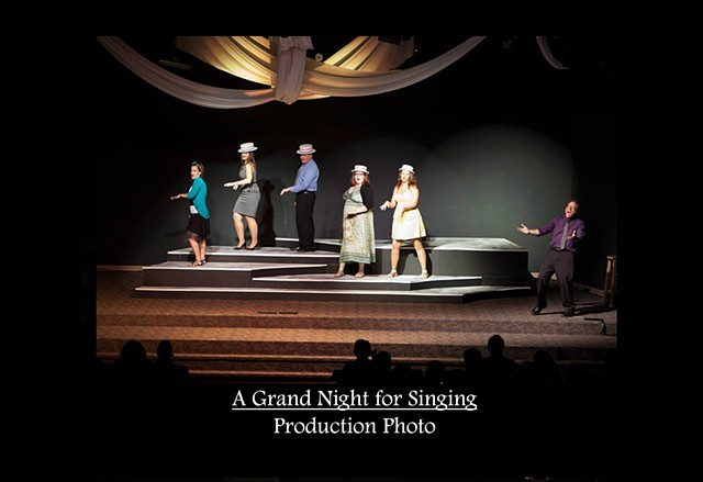 A Grand Night for Singing Production Photo 5