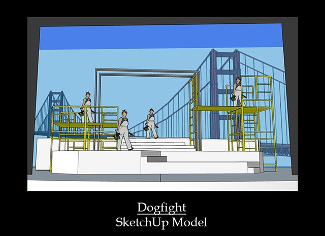 Dogfight SketchUp Model