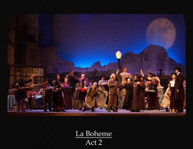 La Boheme Act 2