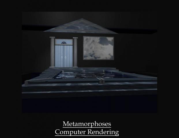 Metamorphoses Computer Rendering 2