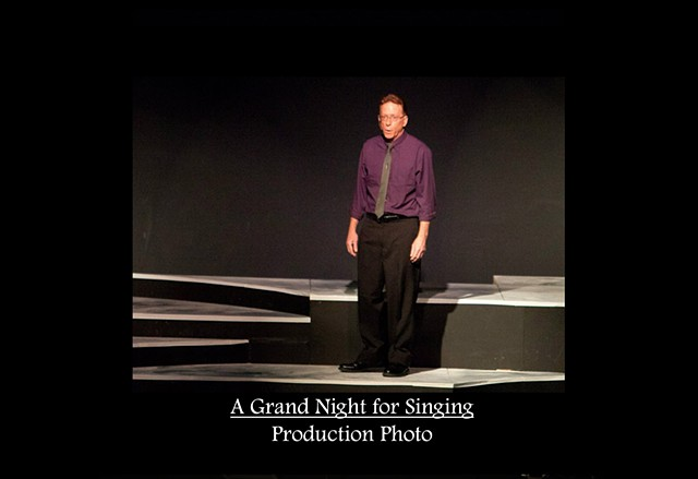A Grand Night for Singing Production Photo 4