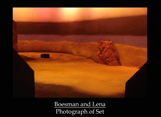 Boesman and Lena Photograph of Set 3