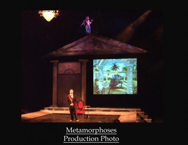 Metamorphoses Production Photo 3