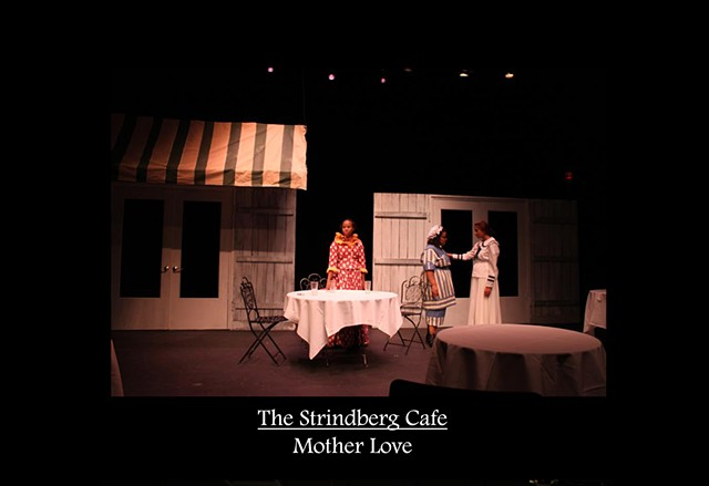 Strindberg Cafe - Mother Love Production Photo 2