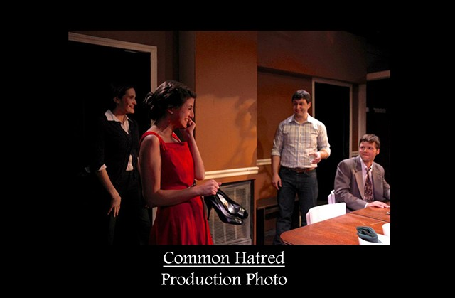 Common Hatred Production Photo 2