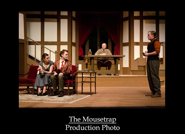 The Mousetrap Production Photo