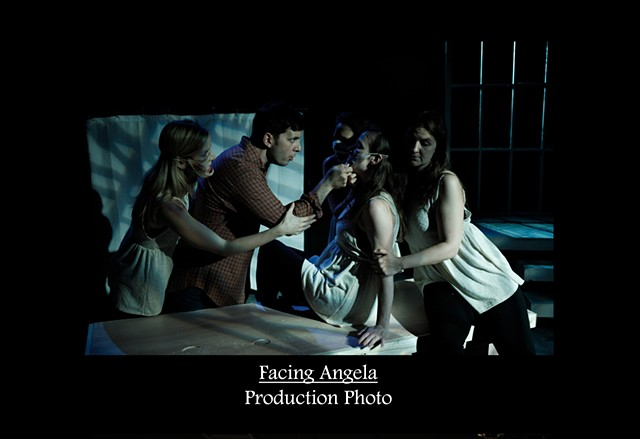 Facing Angela Production Photo 1