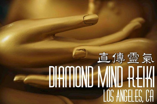DIAMOND MIND REIKI