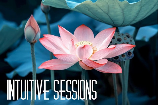 Intuitive Reiki Sessions